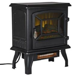 "Pleasant Hearth17"" Infrared Electric Stove fireplace with 2"