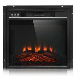 18 electric fireplace freestanding and wall mounted