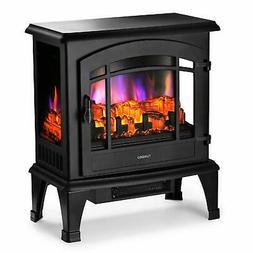 23 1400W Electric Fireplace  CSA Certified Freestanding Heat