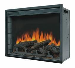 """23"""" Electric Firebox Insert - with Fan Heater and Glowing Lo"""