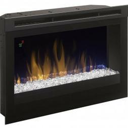 Dimplex 25″ Electric Fireplace Insert #DFR2551G   convert