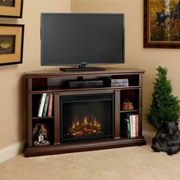 Real Flame 3750E-DE Churchill Electric Fireplace, Dark Espre
