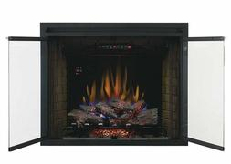 "Classic Flame 39EB500GRS 39"" Traditional Built-in Electric F"