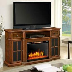"Muskoka 259-18-48 Sinclair 60"" Media Fireplace with LED Ligh"