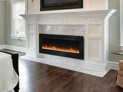 Napoleon 60-In Allure Wall Mount Electric Fireplace