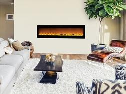 Touchstone 80005 - Onyx Electric Fireplace -  - 72 Inch Wide