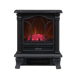 Duraflame DFS-450-2 Carleton Electric Stove with Heater, Bla
