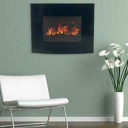 Northwest - Electric Fireplace - Black