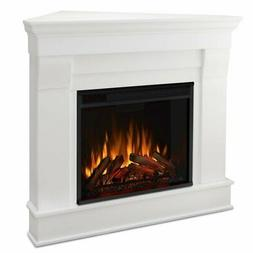 Real Flame - Chateau Corner Electric Fireplace - Indoor Usag
