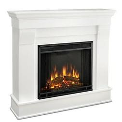 Real Flame - Chateau Electric Fireplace - Indoor Usage - Hea