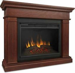 Real Flame - Kennedy Electric Fireplace - Dark Espresso