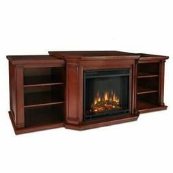 Real Flame Valmont Entertainment Center Electric Fireplace D