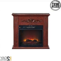 Adjustable Electric Fireplace Heater Elegant Indoor Model fo