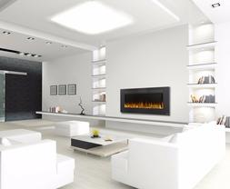 """Napoleon Allure 50"""" Wall Hanging Electric Fireplace with LED"""