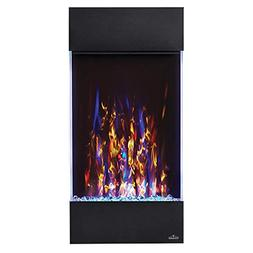allure vertical wall mount electric