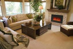 """Amantii Insert Series Electric Fireplace, 30"""""""