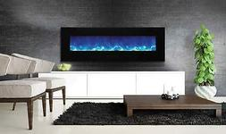 Amantii Wall Mount / Flush Mount Series Electric Fireplace,