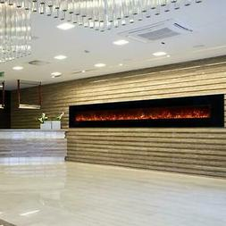 Modern Flames Ambiance CLX2 144-Inch Electric Fireplace With