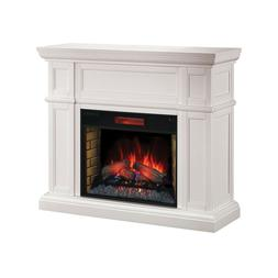 ClassicFlame Artesian White Infrared Electric Fireplace 28WM