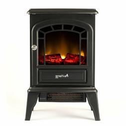 Aspen Electric Portable Fireplace Stove 22-inches Tall Frees