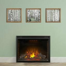 """Napoleon BEF33H Built-in Electric Firebox, 33"""""""