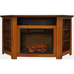 Cambridge CAM5630-1TEK Stratford 56 In. Electric Corner Fire