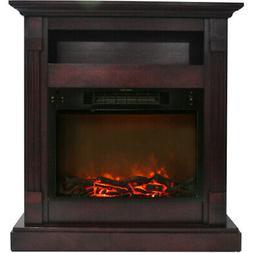 Cambridge CAM3437-1MAH Sienna 34 In. Electric Fireplace w/ 1