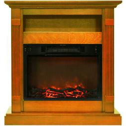 Cambridge CAM3437-1TEK Sienna 34 In. Electric Fireplace w/ 1