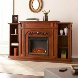 Southern Enterprises Chantilly Infrared Electric Fireplace i