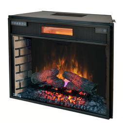 Classic Flame 28II300GRA 28 inch Electric Fireplace Insert w