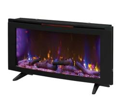 "ClassicFlame 42"" 3D Infrared Quartz Electric Fireplace Inser"