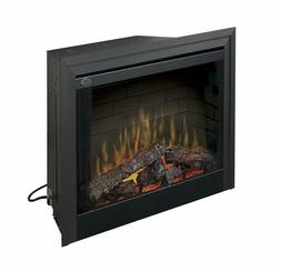 Dimplex Deluxe 33″ Built-In Electric Fireplace BF33DXP