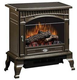 DIMPLEX NORTH AMERICA, LTD. Electric Fireplace Stove, Bronze