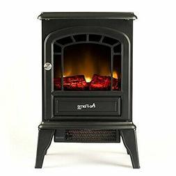 e flame usa aspen electric portable fireplace