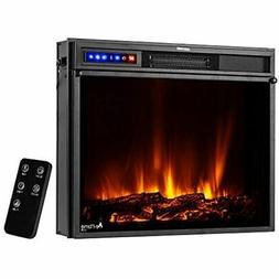 "E-Flame USA Breckenridge 25""x20"" LED Electric Fireplace Stov"