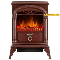 E-Flame Usa Hamilton Free Standing Electric Fireplace