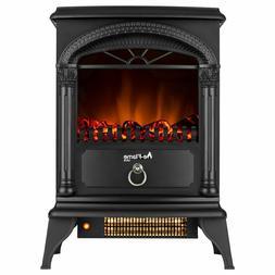 E-Flame Usa Hamilton Free Standing Electric Fireplace   BRAN
