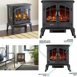 E-Flame Usa Jasper Free Standing Electric Fireplace   BRAND
