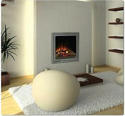 Napoleon EF30 Electric Fireplace Flush Wall Mount w/ heater