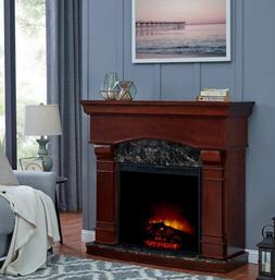 Elec Fireplace Heater Large Electric Fire Place Clearance Ma