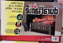 Duraflame Electric Fireplace Insert with Heater DF 1021ARU w