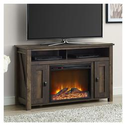 Electric Fireplace TV Console Entertainment Stand for TVs up