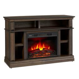 Electric Fireplace Tv Stand Console Entertainment Centers 58