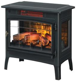 Duraflame Electric Infrared Quartz Fireplace Stove 3D Flame