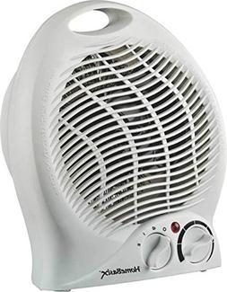 Homebasix FH04 Compact Heater Fan, 750/1500-watt