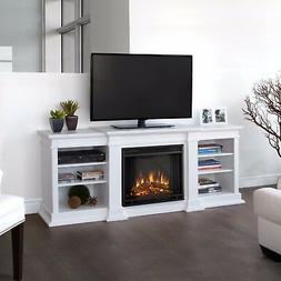 Real Flame Fresno Electric Fireplace Black - G1200E-B NEW