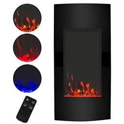 """Best Choice Products 5200BTU Vertical 38"""" Electric 3D Flame"""