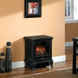 Indoor Electric Space Heater Fireplace Freestanding Stove Al