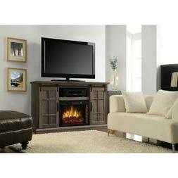 Muskoka Infrared Electric Fireplace TV Stand Freestanding wi
