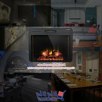 """1400W 30"""" Fireplace"""